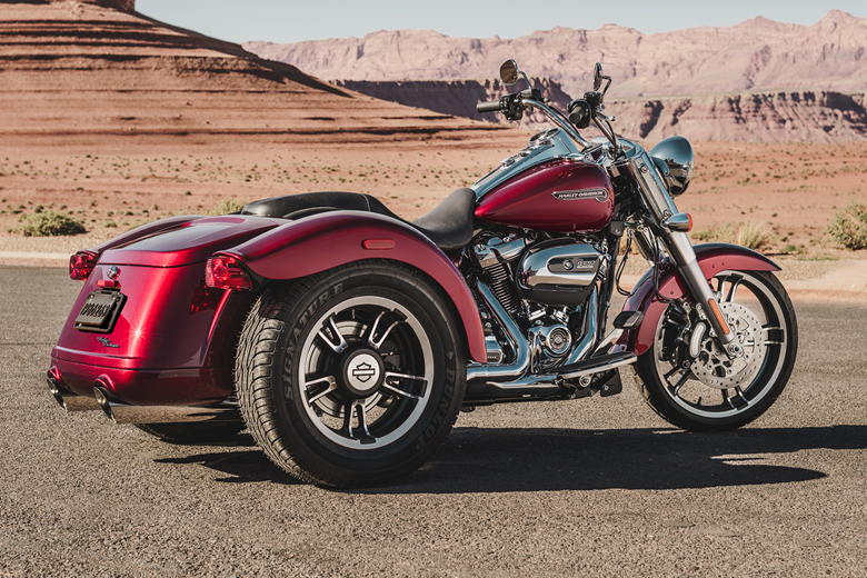 2017 Trike Freewheeler Harley-Davidson Review Price