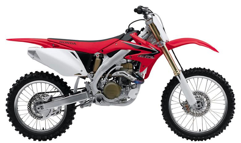 Top Ten Best Dirt Bikes