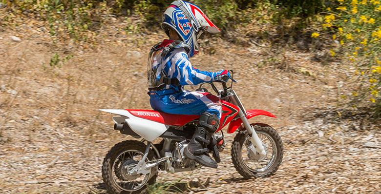 2017 Honda CRF50F Dirt Bike