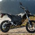 2017 Zero FXS Electric Motorcycle