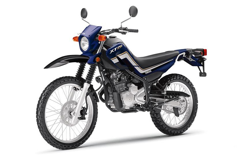 2017 Yamaha XT250 Adventure Touring Motorcycle