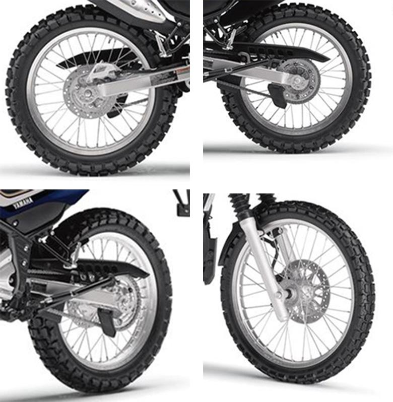 2017 Yamaha XT250 Adventure Touring Motorcycle Specs