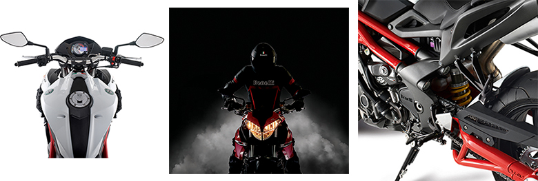 Benelli TNT 899 Naked Sports Motorcycle Specs