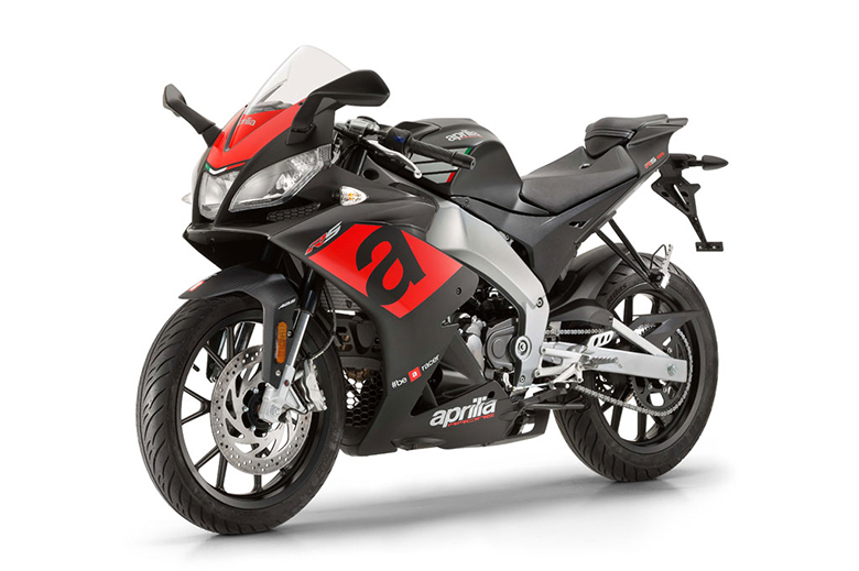 RS 125 my2017 Aprilia Sports bike