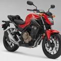 2017 CB500F Honda Sports Bike