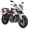 BN 600 I Benelli Naked Motorcycle