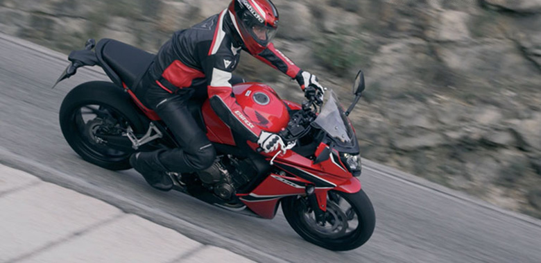 CBR650F Honda 2018 Sports Bike