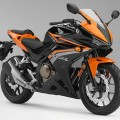 Honda CBR500R 2017 Sports Motorcycle