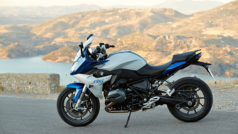 2017 BMW R 1200 RS Sports Bike Review