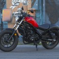 2017 Honda Rebel 300 Cruiser Motorcycle