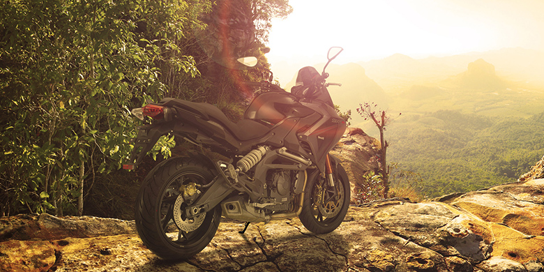 Benelli BN 600 GT Adventure Touring Bike