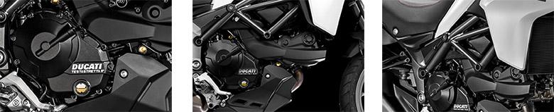 Ducati 2017 Multistrada 950 Urban Sports Bike Specs