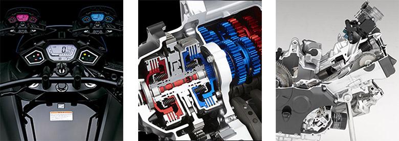 Honda 2018 NM4 Cruiser Motorcycle Specs