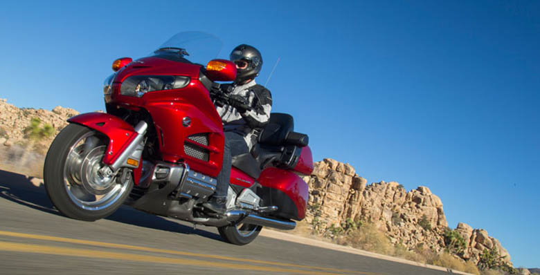 Honda Gold Wing 2017 Tourer Motorcycle