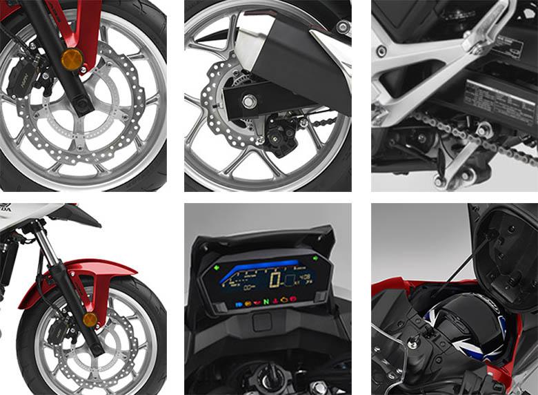NC700X 2017 Honda Adventure Bike Specs