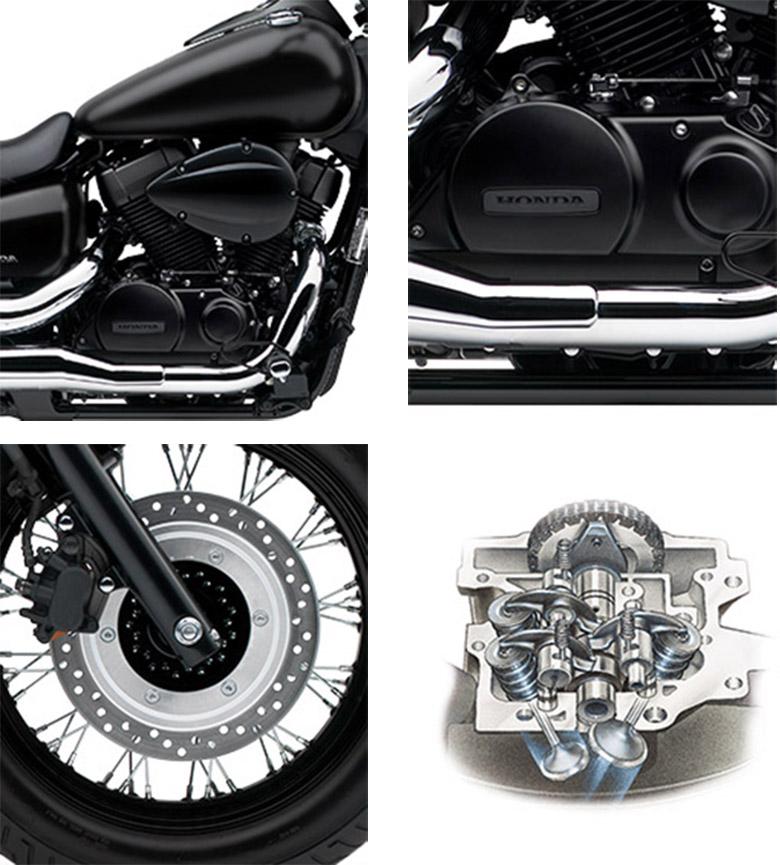 Shadow Phantom 2017 Honda Cruiser Bike Specs
