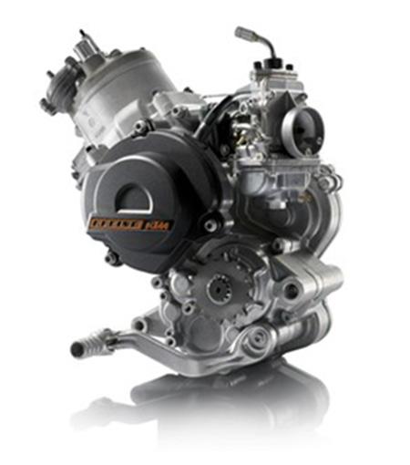 2018 KTM 65 SX Mini Off Road Bike Engine