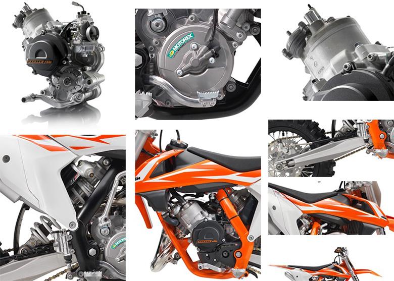 2018 KTM 65 SX Mini Off Road Bike Specs