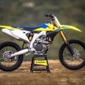 2018 Suzuki RM-Z450 Motocross