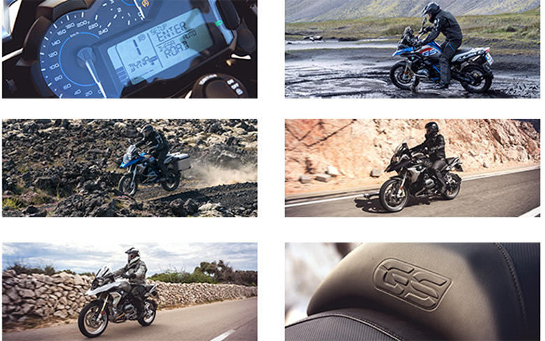 BMW 2017 R1200GS Dual Sports Bike Specs