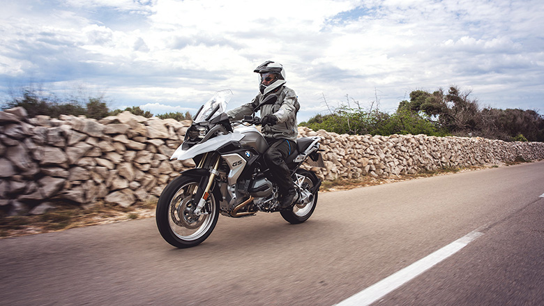 BMW 2017 R1200GS Dual Sports Bike