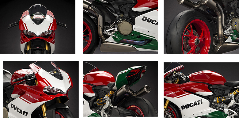 Ducati 2017 1299 Panigale R Final Edition SuperSport Bike Specs