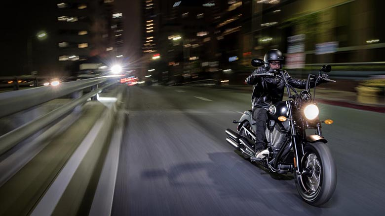 2017 Victory High-Ball Cruiser Motorcycle