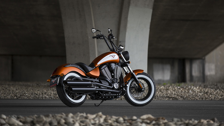 2017 Victory High-Ball Cruiser Motorcycle Review