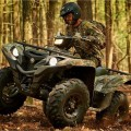 2018 Grizzly EPS Yamaha Utility Quad Bike