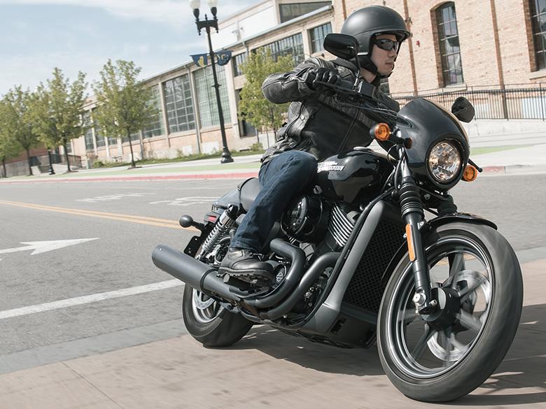 2018 Harley-Davidson Street 750 Cruiser Motorcycle