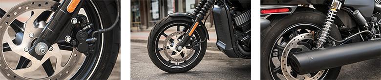 2018 Harley-Davidson Street 750 Cruiser Motorcycle Specs