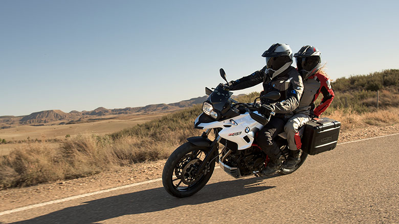 BMW 2017 F700GS Adventure Motorcycle