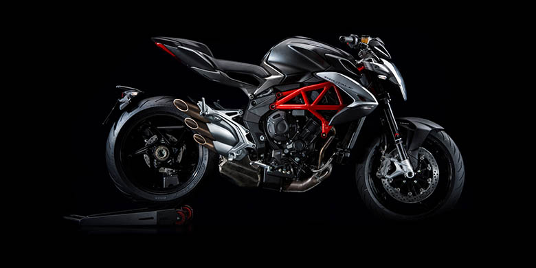 Brutale 800 MV Agusta 2017 Naked Sports Bike