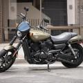Harley-Davidson 2018 Street 500 Cruiser Bike