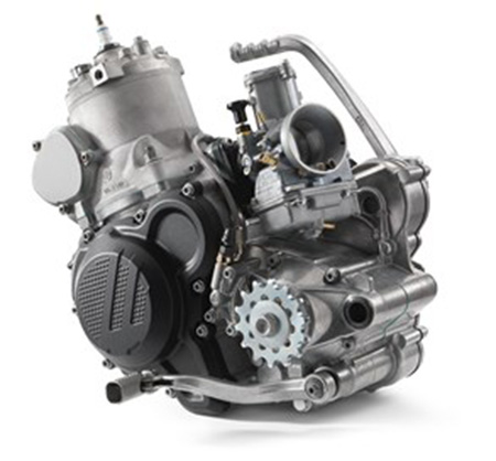 KTM 250 SX 2018 Dirt Bike Engine