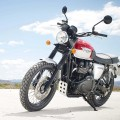 Triumph MY17 Scrambler – Air Cooled