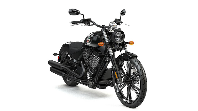 Victory 2017 Vegas 8-Ball Cruiser Motorcycle