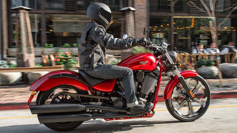 Victory 2017 Vegas Cruiser Motorcycle Review Price Specs