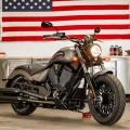 Victory Gunner 2017 Cruiser Bike