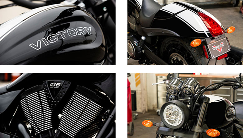 Victory Hammer S 2017 Cruiser Motorcycle Specs