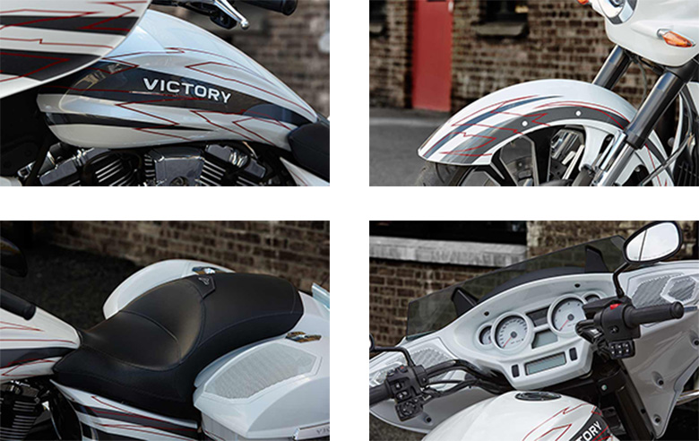 2017 Victory Magnum X-1 Baggers