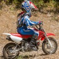2018 CRF50F Honda Dirt Motorcycle