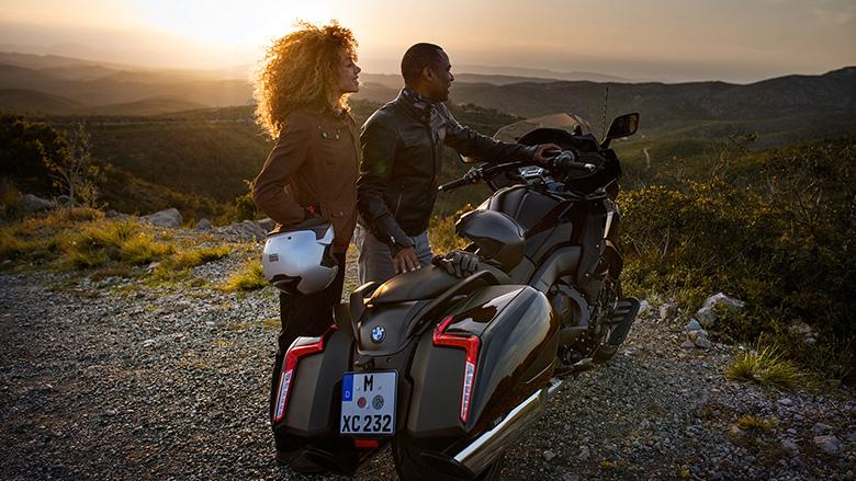 2017 BMW K 1600 B Cruiser Motorcycle