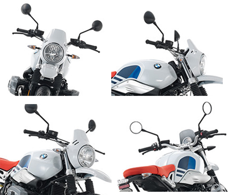 BMW 2017 R nineT Urban GS Heritage Bike Specs