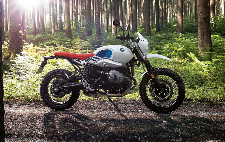 BMW 2017 R nineT Urban GS Heritage Bike