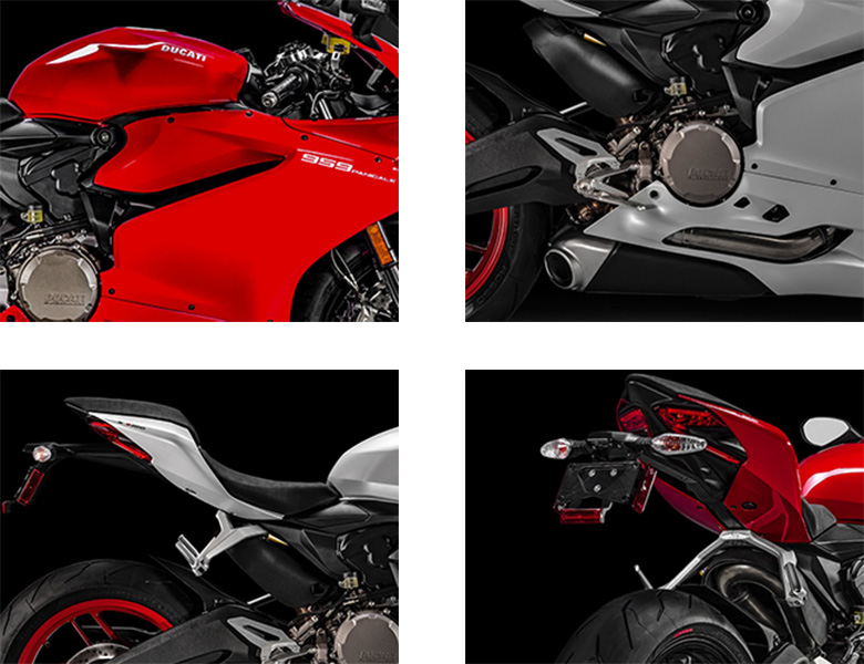 Ducati 2017 Superbike 959 Panigale (US Version) Specs