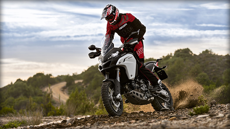 2017 Ducati Multistrada 1200 Enduro Turing Bike Review