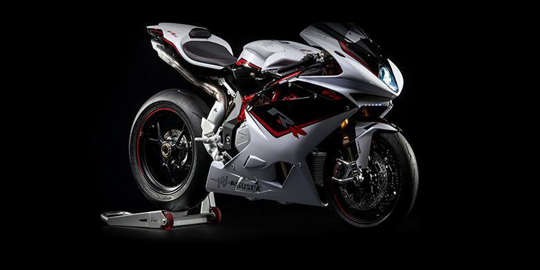 MV Agusta 2017 F4 RR Sports Motorcycle