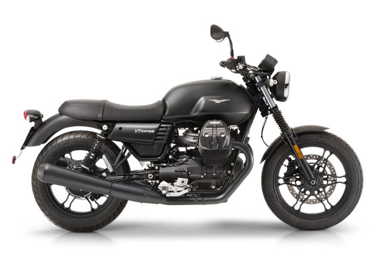 2017 Moto Guzzi V7 III Stone Classic Motorcycle