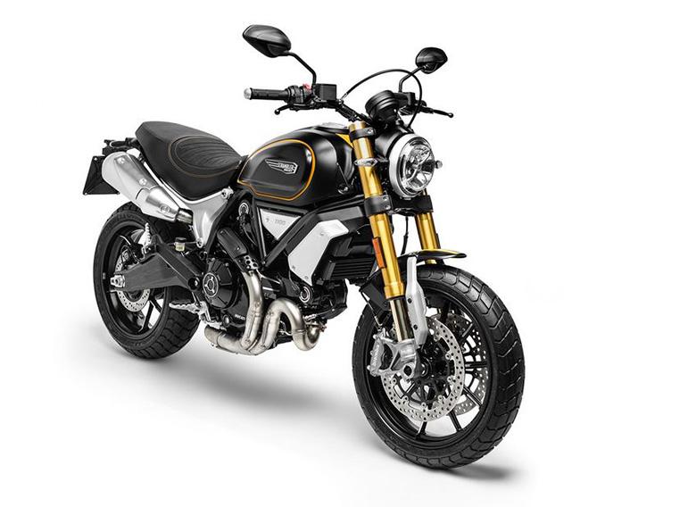 2018 Ducati 1100 Sports Scrambler